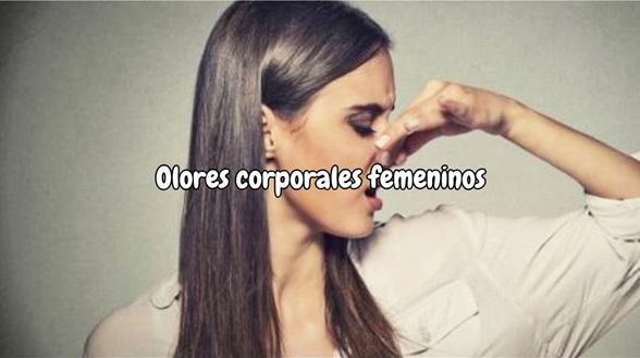 Olores corporales femeninos