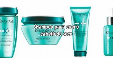 Shampoo para cuero cabelludo seco